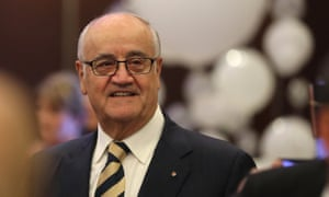 Julian Fantino was opposed to legalisation – but now is aiming to profit from the likely billion-dollar industry.