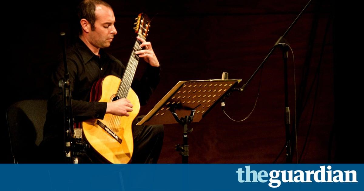 J Rg Frey Guitarist Alone Cd Review Master Of