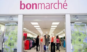 Bonmarché shop at Merry Hill shopping centre, West Midlands