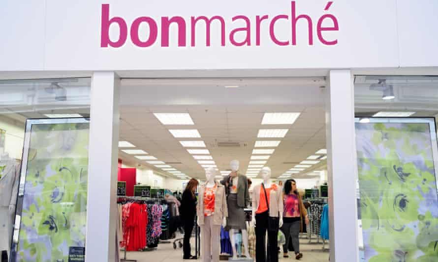 Bonmarché shop at Merry Hill shopping centre, West Midlands