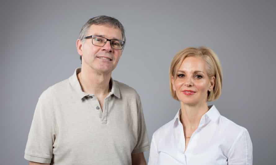 Derek Niemann and Noemie Lopian.