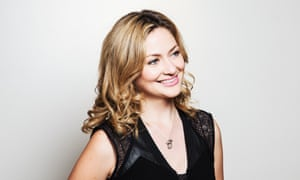 Photo of Kathryn Parsons, co founder of DeCoded
