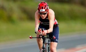 British paratriathlete Lauren Steadman