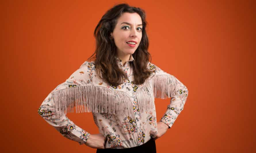 Bridget Christie: 'I've tried to write something that lots of people might enjoy. I've never done that before.'
