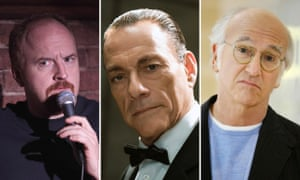Make it meta: Louis CK in Louie, Jean Claude Van Damme in Jean Claude Van Johnson, and Larry David in Curb Your Enthusiasm