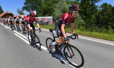 Geraint Thomas has lost a key ally in Chris Froome but the Ineos team remains formidable