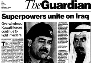 The Guardian, 3 August 1990.