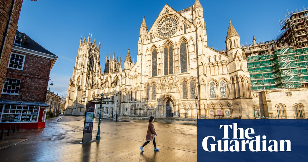 York Minster faces deficit of £2.3m after Covid closures in 2020