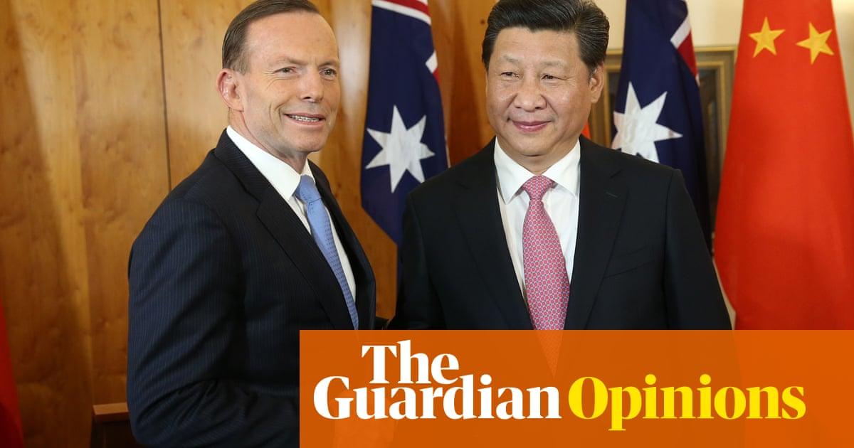 Boris Johnson is not hiring Tony Abbott for his trade expertise – The Guardian