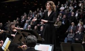 Marie-Sophie Ferdane in Channel 4's Philharmonia.