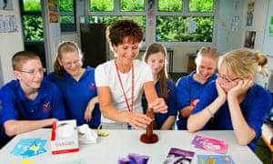 teaching sex education in high school in Waterloo