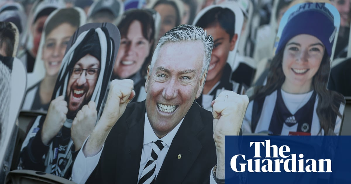 Looks silly: Eddie McGuire under fire for Gold Coast nightclub outing
