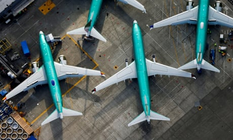 Pilots confronted Boeing with 737 Max fears after first fatal crash, audio reveals