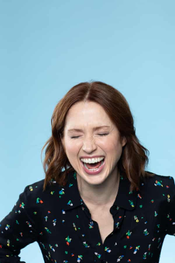 'I wanted to be entertaining and make people laugh – and I don't want to reveal everything about my life in this book. The voice is a heightened version of me.'