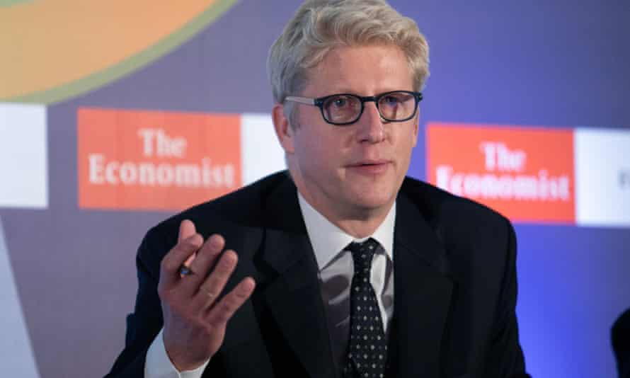 Jo Johnson, former universities minister.