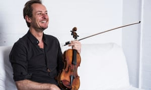 Director of the Australian Chamber Orchestra, Richard Tognetti