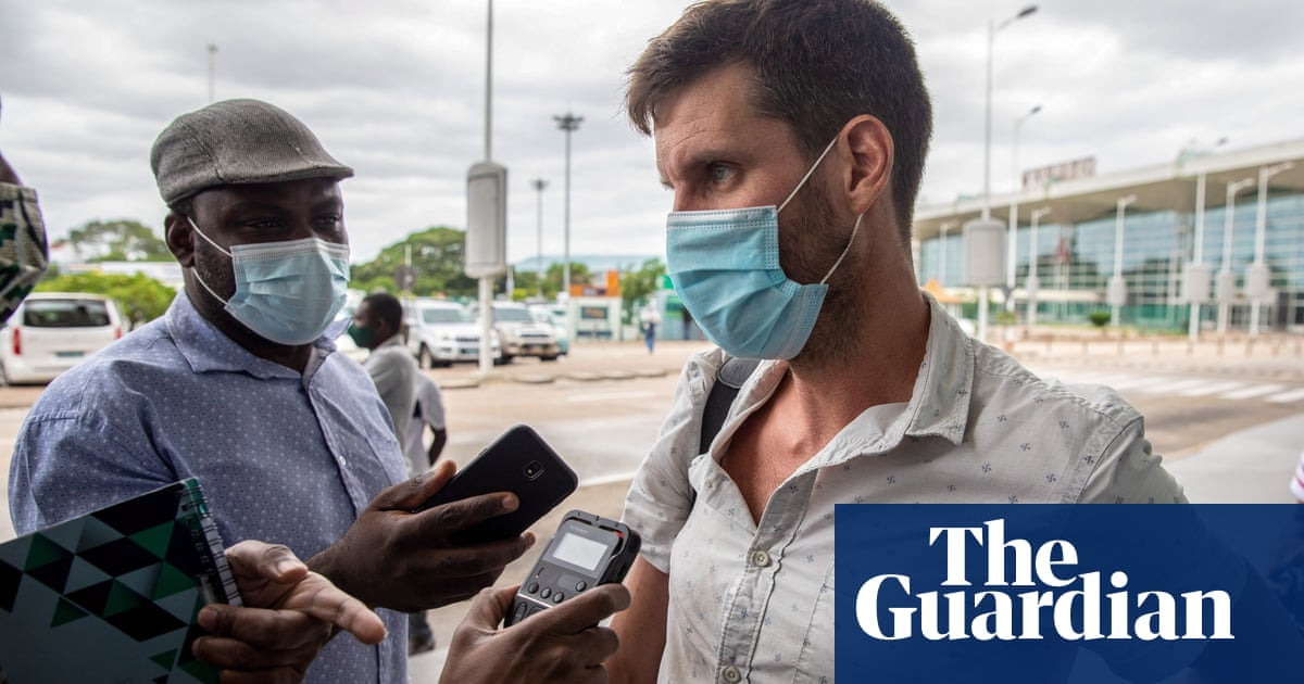 Mozambique expels British journalist covering insurgency