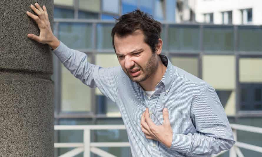 Breathing techniques can help if you have a panic attack.