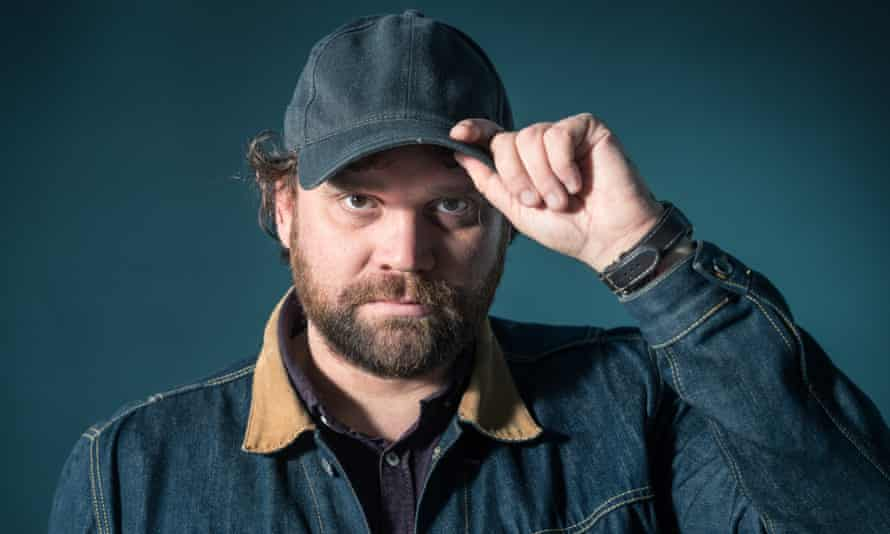 'A voice clumsily yearning for romance and happiness' ... Scott Hutchison.