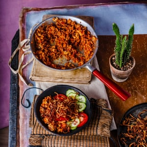 Nasi goreng – fried rice.