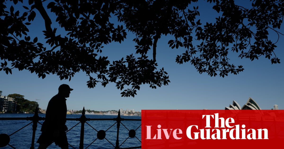 Australia Covid live update: states and territories on edge as more than 13 million under lockdown