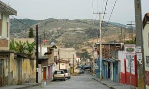 The indigenous Mixteca community of Juxtlahuaca in Oaxaca.