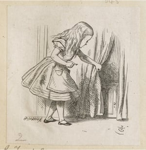 In 1863, Lewis Carroll decided to employ a professional artist to visualise Alice. He hired John Tenniel, who approached the Dalziel brothers to engrave his designs on wood. Carroll was new to the world of commercial publishing, whereas Tenniel and the Dalziels had vast experience. When the engraving began in 1864, Carroll was 32, twelve years younger than Tenniel, and between nine and 17 years younger than the Dalziel siblings. But Carroll knew his mind, and was footing the bill. The illustrations for Wonderland cost around £280, vastly more than Carroll could have expected to recover.