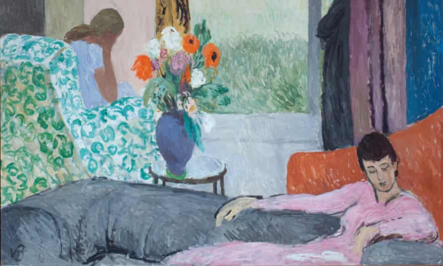 The Other Room (late 1930s) by Vanessa Bell.
