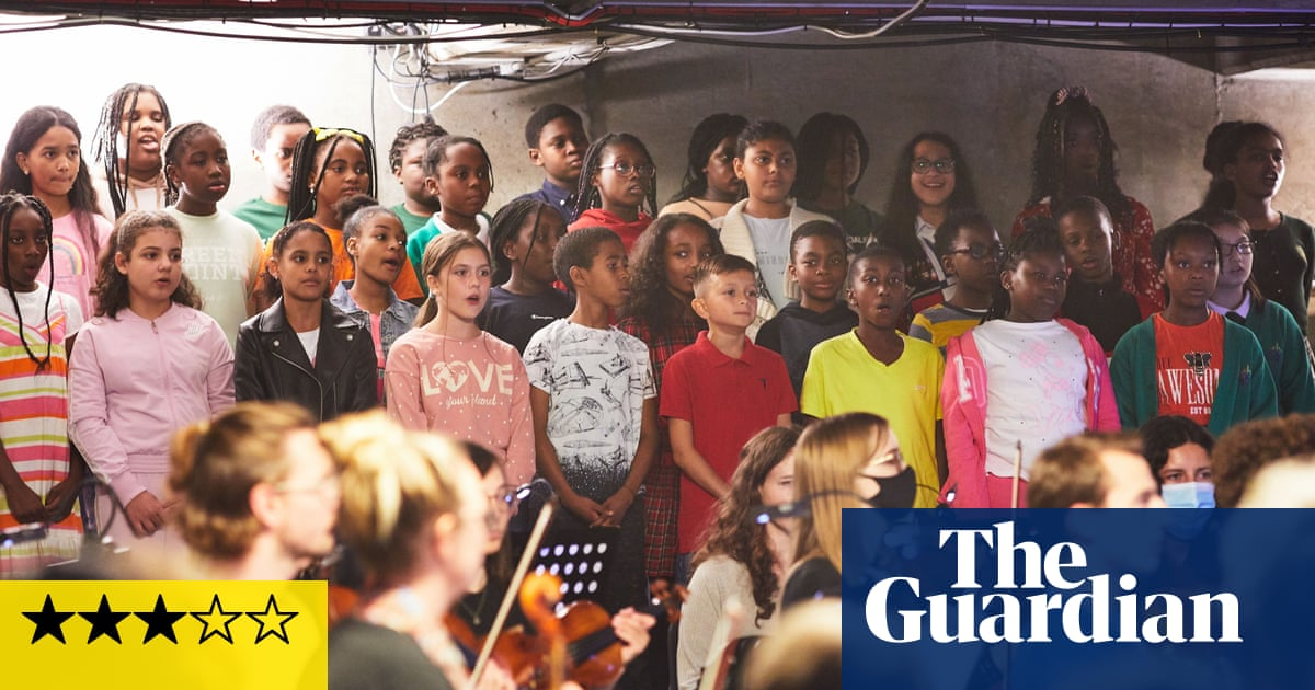 Our Future in Your Hands review – Kate Whitley's galvanising oratorio