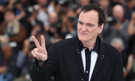 Quentin Tarantino, pictured at Cannes film festival in 2019.
