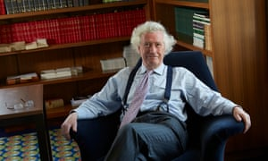 Lord  Sumption, justice of the supreme court