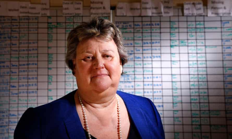 Heather Wheeler, homelessness minister