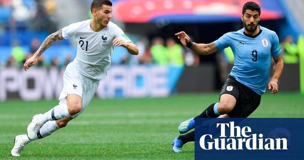 dbad9228393 France s defenders have been their real stars at the World Cup ...
