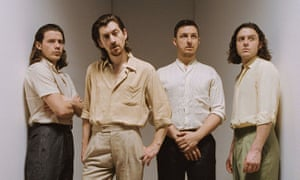 'Another stone-cold classic' ... Arctic Monkeys.
