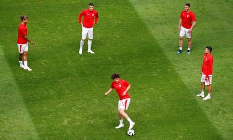 Costa Rica v Serbia: World Cup 2018 –live!