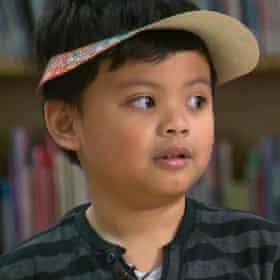 An Edmonton schoolboy talks about love.