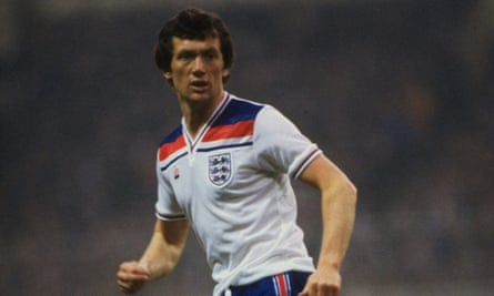 Trevor Cherry earned 27 caps for England and captained the national side in his penultimate appearance.