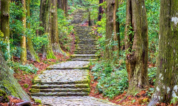 Stairway to heaven: hiking ancient pilgrimage trails in southern