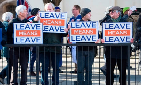 It's not extreme to want to leave the EU on 31 October, come what may