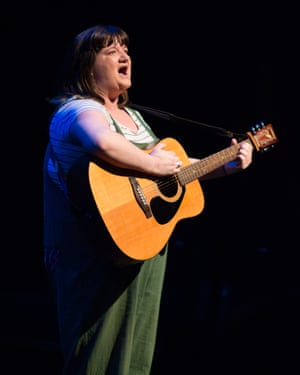 Emma Geraghty's Fat Girl Singing  at Slap festival