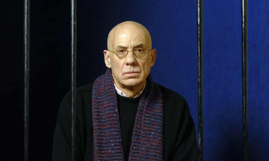 James Ellroy: 'It takes me longer than most people to read books'