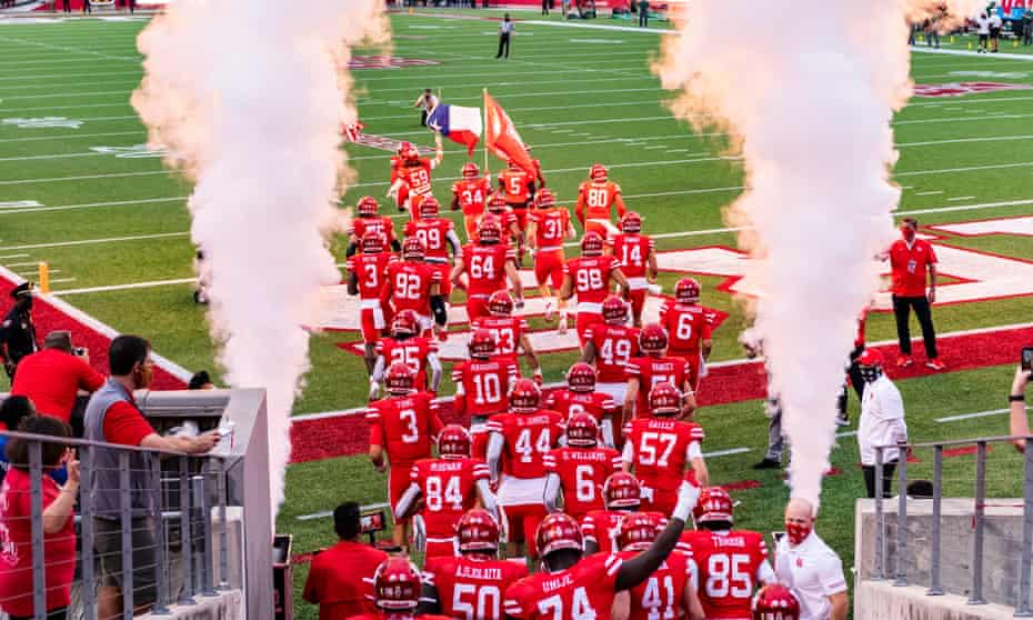 The Houston Cougars are backed my a multimillion dollar business