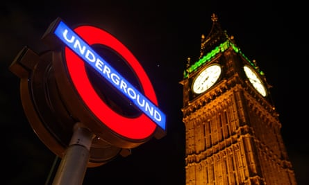 The night tube was meant to start in September but there was no agreement with unions on pay and conditions.