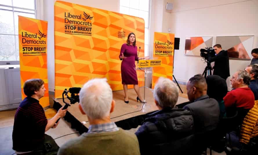 Jo Swinson's party has been fighting openDemocracy for weeks over its article.