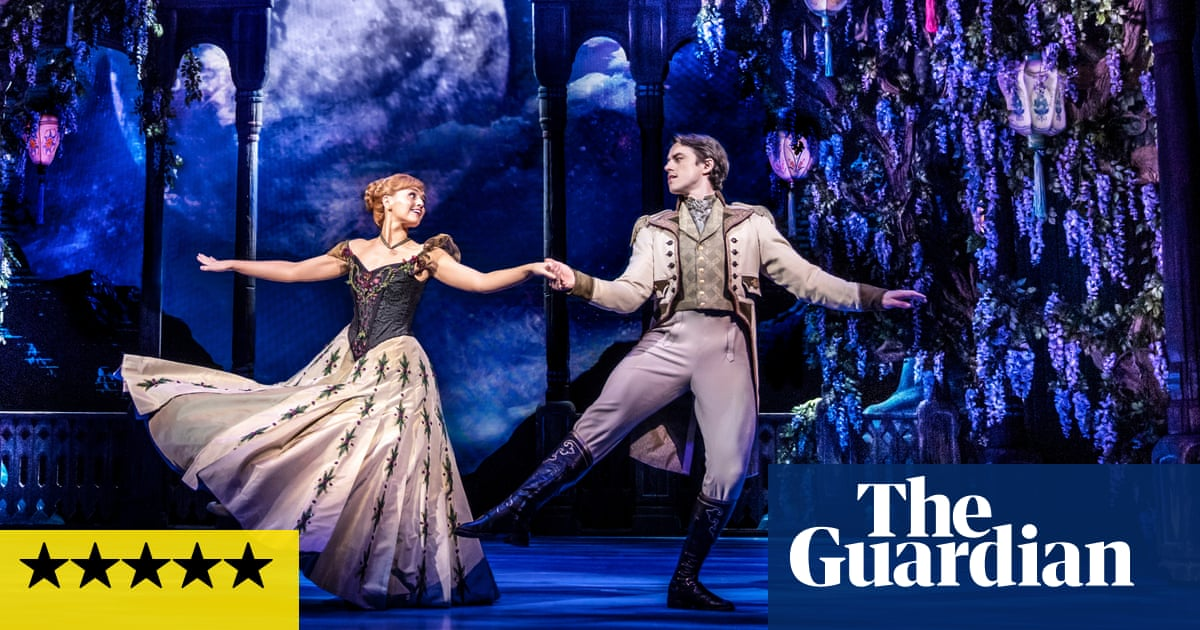 Frozen review – stunning musical extravaganza creates its own magic