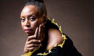 Chimamanda Ngozi Adichie. London. Photograph by David Levene 12/3/18