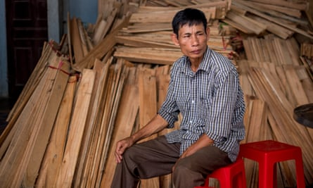 Nguyen Dinh Gia, whose son Nguyen Dinh Luong was among the victims.