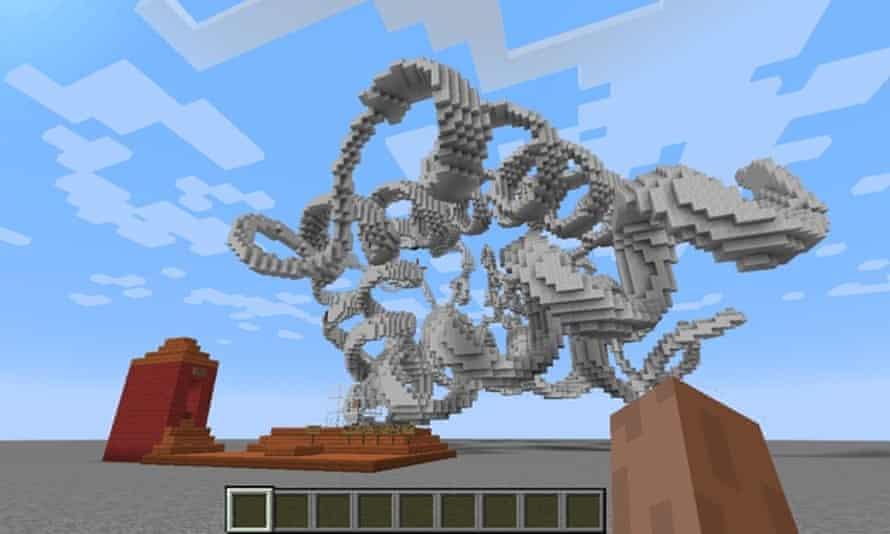 Myoglobin in Minecraft.