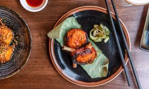 Issho-Ni: 'The food is beautiful.'