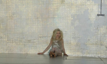 Burning up … Isabelle Huppert in Phaedra(s).